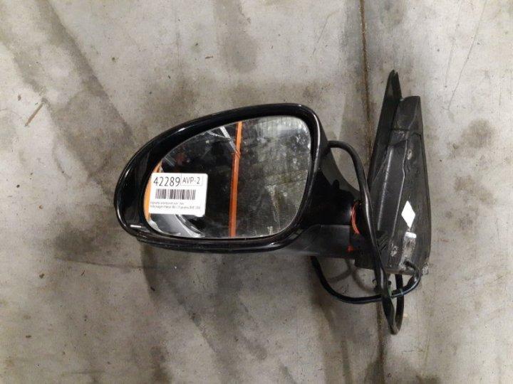 Зеркало электрическое Volkswagen Passat B6 1.9 ДИЗЕЛЬ BXE 2007 левое