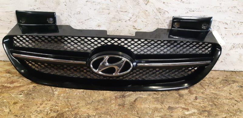 Решетка радиатора Hyundai Getz TB 1.1 I 2007