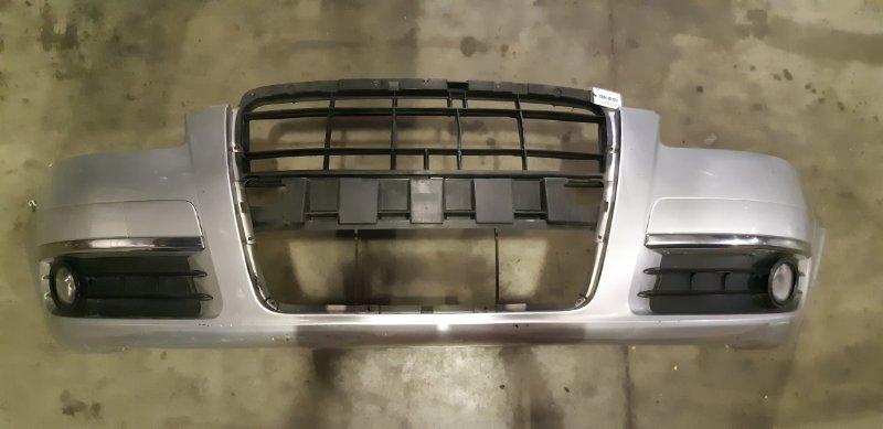 Бампер Audi A6 2.4 БЕНЗИН 2004 передний