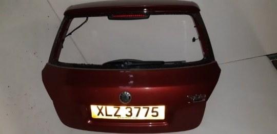 Крышка багажника Skoda Fabia 1.2 БЕНЗИН 2007