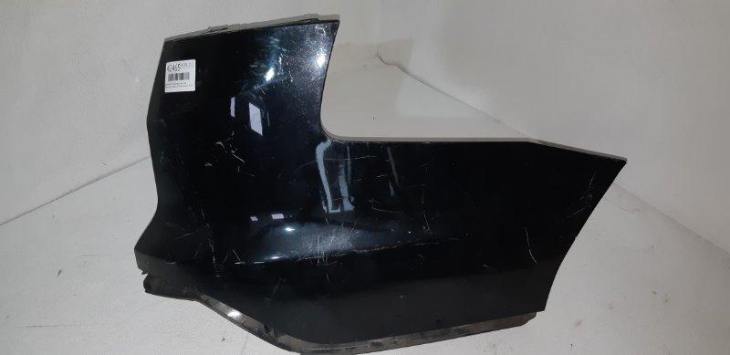 Верхний угол бампера Ford Focus 3 CB8 1.6 TD DURATORQ CR TC (115PS) - DV6 2012 задний правый