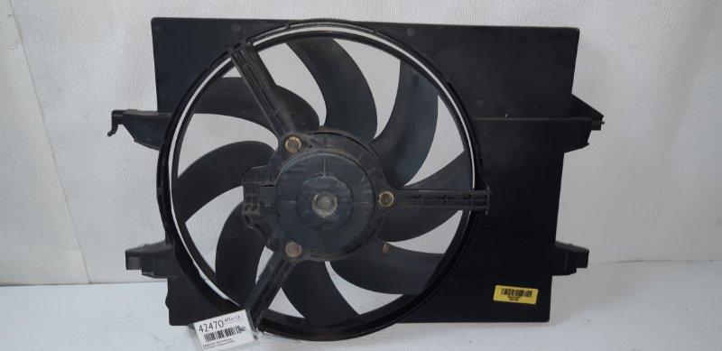 Диффузор с вентилятором Ford Fusion 1.4 БЕНЗИН 2006