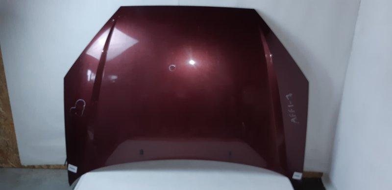 Капот Ford Focus 1 1.6 I ZETEC-S/DURATEC EFI (100PS) 2004