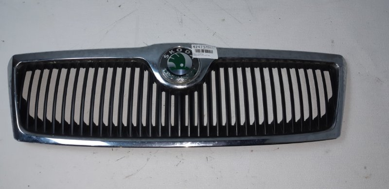 Решетка радиатора Skoda Octavia 1.9 TD BXE 2007