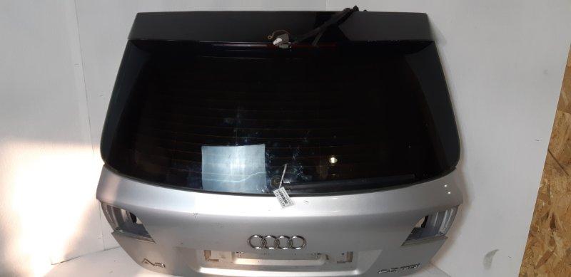 Крышка багажника Audi A3 ХЭТЧБЕК 5 ДВЕРЕЙ 2.0 ДИЗЕЛЬ 2007