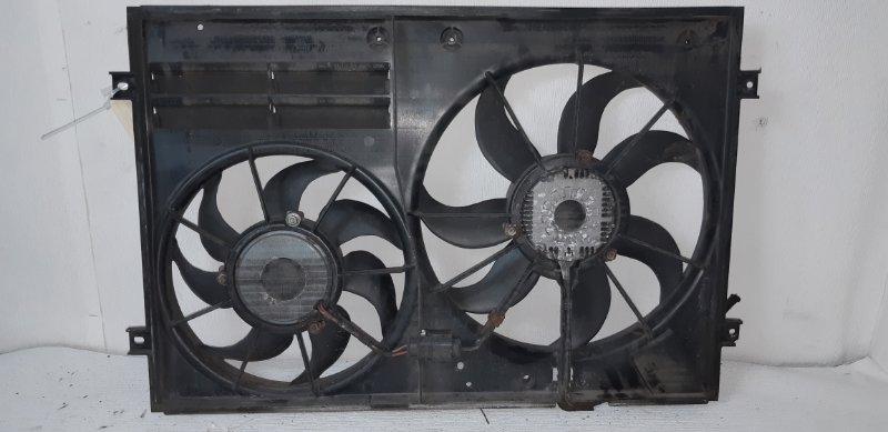 Диффузор с вентилятором Audi A3 ХЭТЧБЕК 5 ДВЕРЕЙ 2.0 ДИЗЕЛЬ 2007