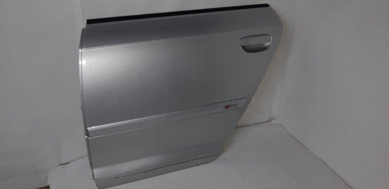 Дверь Audi A3 ХЭТЧБЕК 5 ДВЕРЕЙ 2.0 ДИЗЕЛЬ 2007 задняя левая