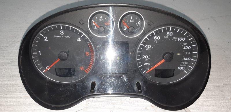 Щиток приборов Audi A3 ХЭТЧБЕК 5 ДВЕРЕЙ 2.0 ДИЗЕЛЬ 2007