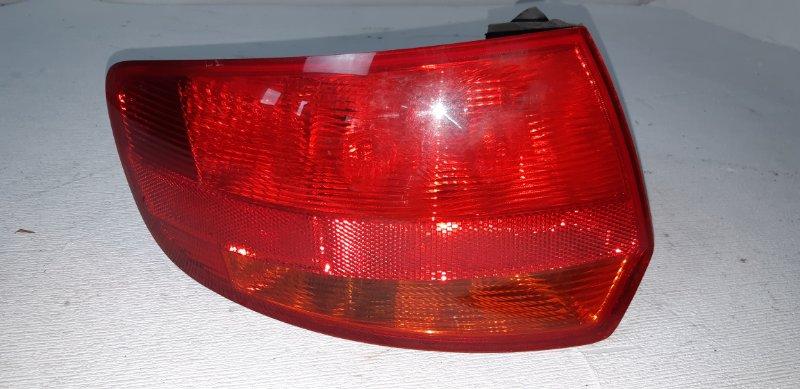 Фонарь Audi A3 ХЭТЧБЕК 5 ДВЕРЕЙ 2.0 ДИЗЕЛЬ 2007 задний левый
