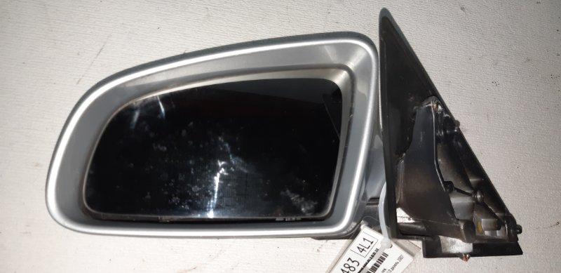 Зеркало электрическое Audi A3 ХЭТЧБЕК 5 ДВЕРЕЙ 2.0 ДИЗЕЛЬ 2007 левое