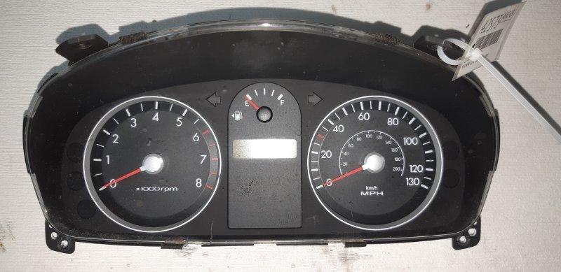 Щиток приборов Hyundai Getz 1.1 I G4HG 2006