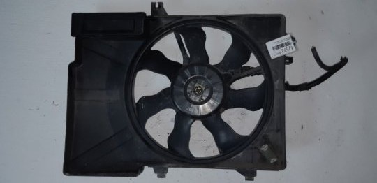 Диффузор с вентилятором Hyundai Getz 1.1 I G4HG 2006