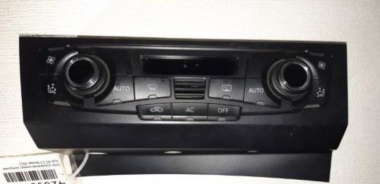 Блок управления климат контролем Audi A5 2.0 БЕНЗИН 2012