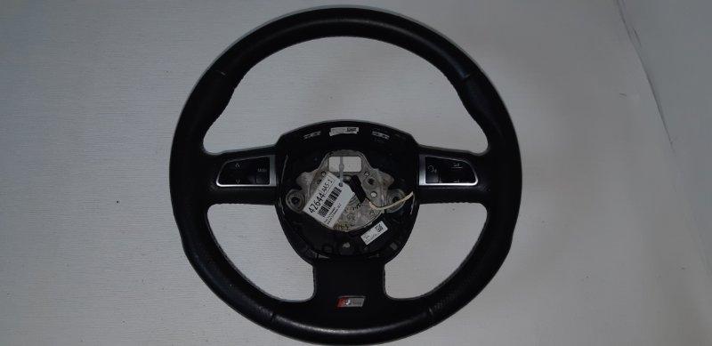 Руль 3-х спицевый Audi A5 2.0 БЕНЗИН 2010