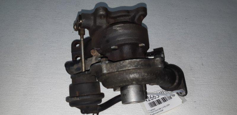 Турбина Ford Fusion CBK 1.4 TD 2004