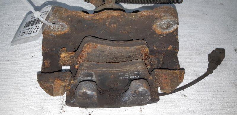 Суппорт тормозной Volkswagen Touareg 2.5 TD 2006 задний правый