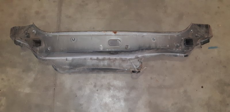 Панель пола багажника Ford Fusion 1.4 БЕНЗИН 2006
