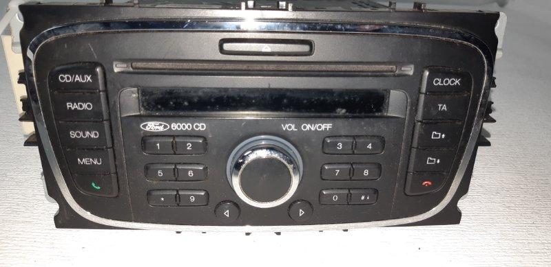Магнитола Ford Mondeo 4 2.0 TDCI 2010