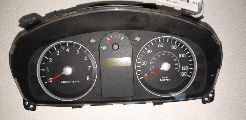 Щиток приборов Hyundai Getz 1.1 2007