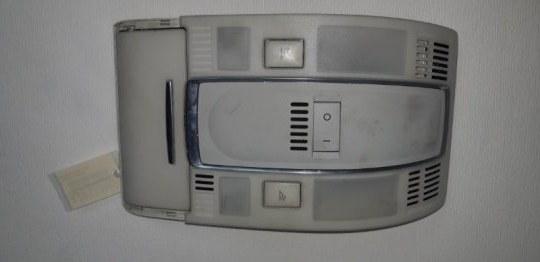 Потолочная консоль Audi A6 2.4 БЕНЗИН 2004