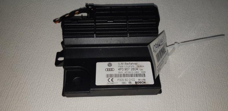 Эбу бортового компьютера и подсветки приборов Audi A6 2.4 БЕНЗИН 2004