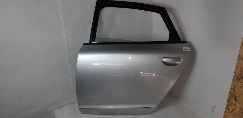 Дверь Audi A6 2.4 БЕНЗИН 2004 задняя левая