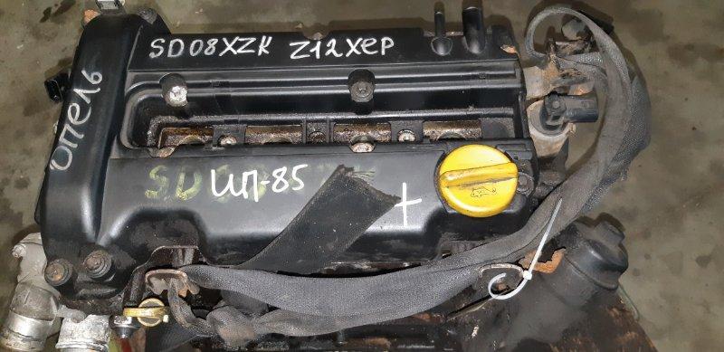 Двигатель Opel Corsa 1.2 БЕНЗИН 2008