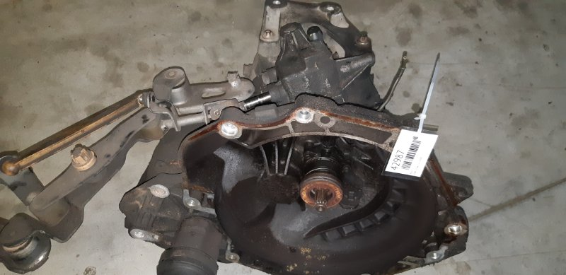 Мкпп Opel Corsa 1.2I 2008