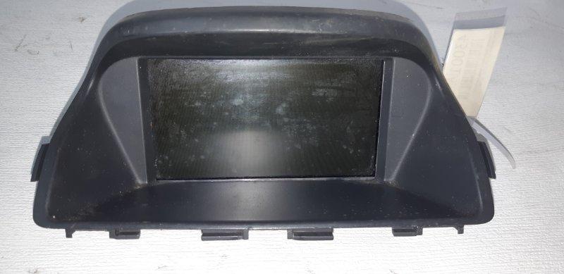 Монитор бортового компьютера Opel Antara 2.0 TD Z20S 2008
