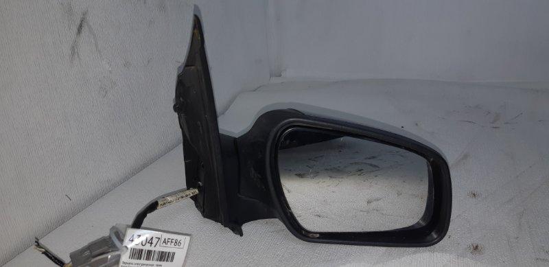Зеркало электрическое Ford Focus 2 ХЭТЧБЕК 5 ДВЕРЕЙ 1.6 БЕНЗИН 100 Л.С. 2005 правое