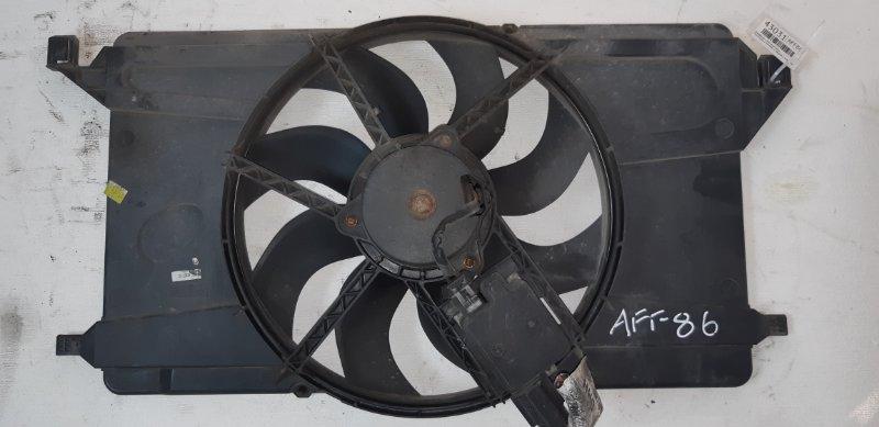 Диффузор с вентилятором Ford Focus 2 ХЭТЧБЕК 5 ДВЕРЕЙ 1.6 БЕНЗИН 100 Л.С. 2005