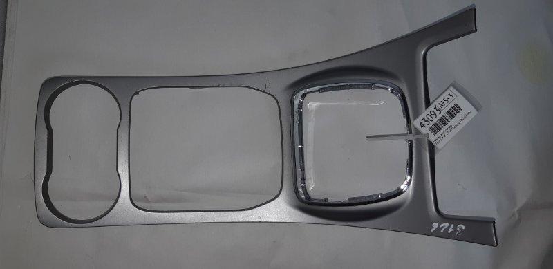 Накладка на консоль Ford S-Max 2.0 TD DURATORQ-TDCI (143PS) - DW 2010
