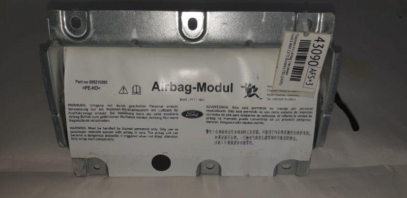 Подушка srs ( airbag ) пассажира Ford S-Max 2.0 TD DURATORQ-TDCI (143PS) - DW 2010