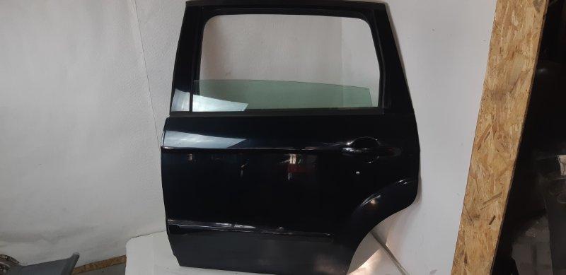 Дверь Ford S-Max 2.0 TD DURATORQ-TDCI (143PS) - DW 2010 задняя левая