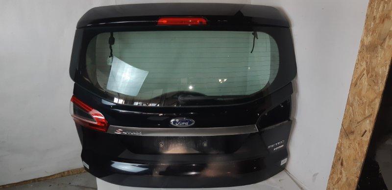 Крышка багажника Ford S-Max 2.0 TD DURATORQ-TDCI (143PS) - DW 2010