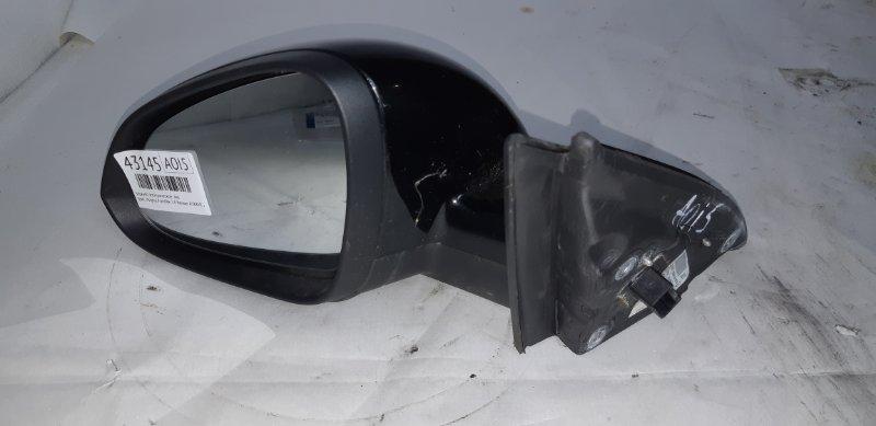 Зеркало электрическое Opel Insignia ХЭТЧБЕК 1.8 БЕНЗИН A18XER 2012 левое