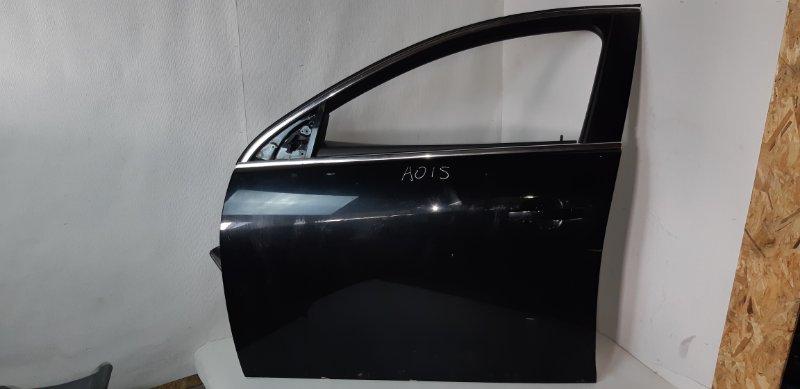 Дверь Opel Insignia ХЭТЧБЕК 1.8 БЕНЗИН A18XER 2012 передняя левая