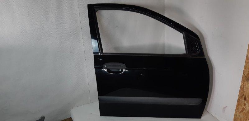 Дверь Hyundai Getz TB 1.1 I G4HG 2007 передняя правая