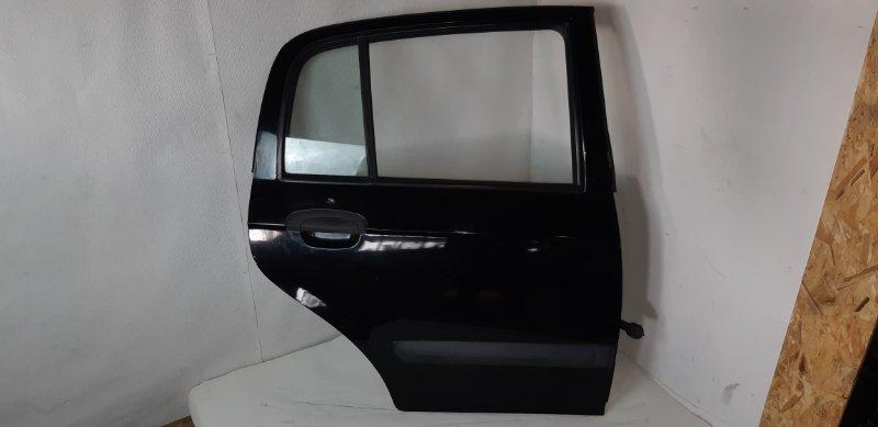 Дверь Hyundai Getz TB 1.1 I G4HG 2007 задняя правая