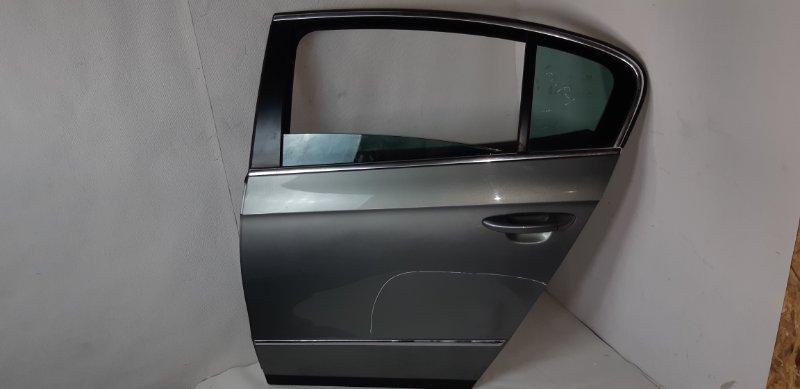 Дверь Volkswagen Passat B6 2.0 TD 2006 задняя левая