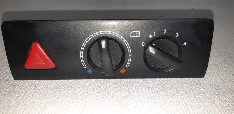 Блок управления печкой Volkswagen Transporter 2.5 D 2006 задний
