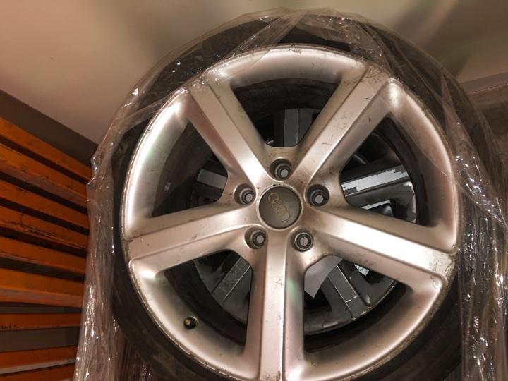 Колёса комплект Audi Q7 3.0 TD 2007