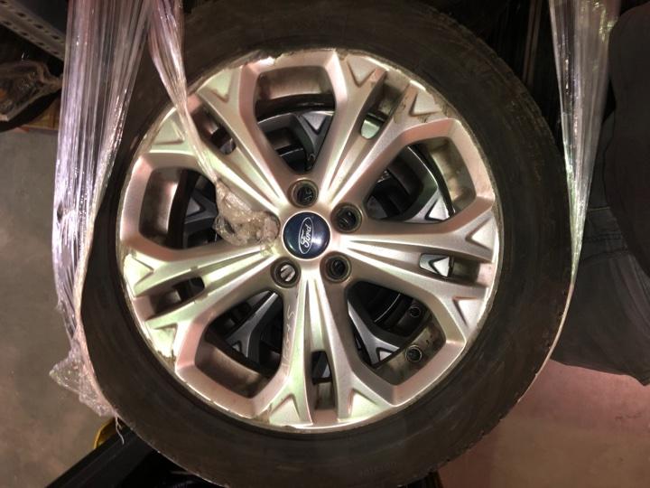 Колёса комплект Ford Galaxy 2.0 TD 2011