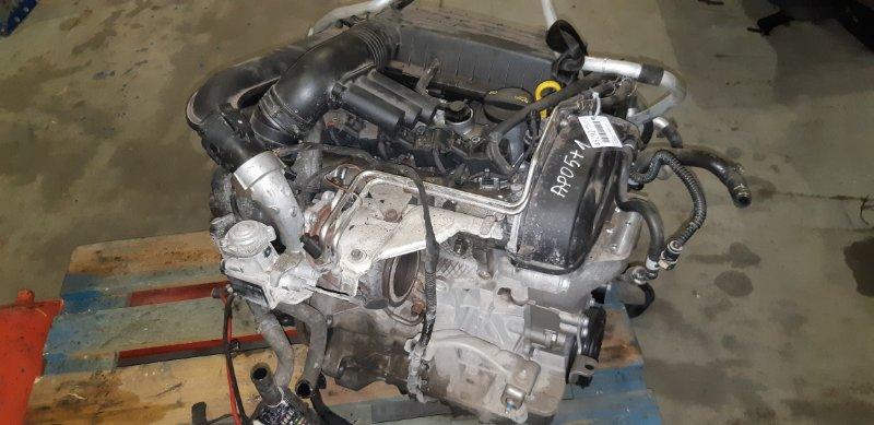 Двигатель Volkswagen Polo 1.2 БЕНЗИН 2014