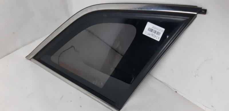 Стекло ( форточка ) Opel Antara 2.0 TD Z20S 2008 заднее правое