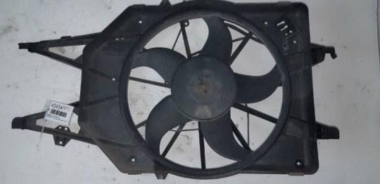Диффузор с вентилятором Ford Focus 1 1.6 I ZETEC-S/DURATEC EFI (100PS) 2004