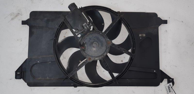 Диффузор с вентилятором Ford Focus 2 1.6 I 2006