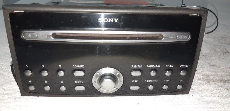 Магнитола Ford Focus 2 1.6 I 2006