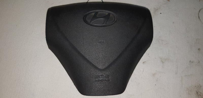 Подушка srs ( airbag ) в руль Hyundai Getz 1.1 2008