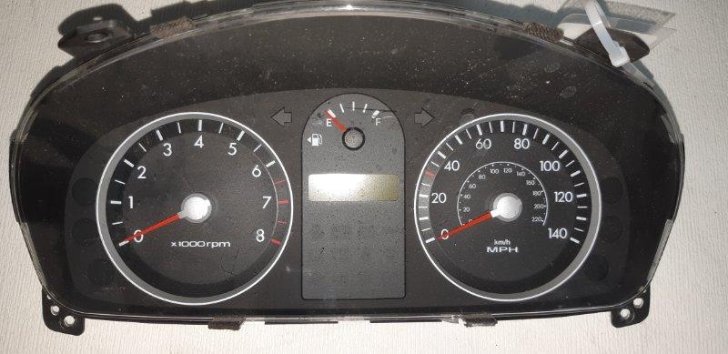 Щиток приборов Hyundai Getz TB 1.4 I G4EE 2007